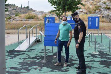 La Policía Local sancionará con hasta 1.500 € los actos vandálicos en parques y jardines