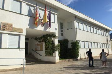 Educación invierte 35.000 euros para preparar los colegios de Petrer de cara al nuevo curso escolar