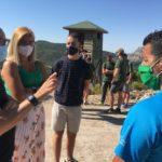 Voluntarios de Medio Ambiente recorrerán las zonas con más excursionistas de la rambla de Puça ante el incremento del abandono de basura