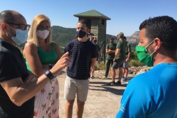 Voluntaris de Medi Ambient recorreran les zones amb més excursionistes de la rambla de Puça davant l'increment de l'abandó de fem