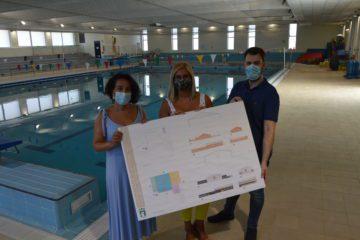 Petrer retoma el proyecto de ampliación y reforma de la piscina cubierta de San Fernando