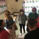 El Ayuntamiento de Almansa se interesa por el funcionamiento del Centro de Día de Menores de Petrer