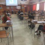 Normalidad en el comienzo del curso en Petrer al que se van a incorporar de forma escalonada cerca de 7.000 estudiantes