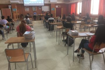 Normalitat en el començament del curs a Petrer al qual s'incorporaran de manera escalonada prop de 7.000 estudiants