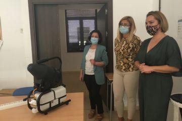 Petrer desinfectará por nebulización los colegios y espacios públicos para frenar al virus