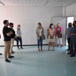 El IES Azorín comienza el trasladado a las nuevas aulas prefabricadas que acogerán a  los alumnos y profesores tras el puente de octubre