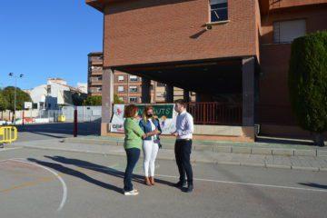 La Conselleria aprueba invertir 5,2 millones del plan Edificant en la remodelación integral y ampliación del colegio Virrey Poveda