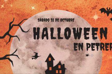 Petrer prepara un Halloween con gymkanas, espectáculos itinerantes de cuentos y varias actividades online