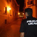 La Policía detiene a un conductor por resistencia a la autoridad después de circular ebrio y a gran velocidad