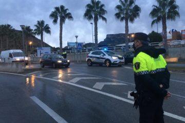 La Policía Local levanta 7 actas por fiestas privadas y 3 por saltarse el toque de queda el fin de semana