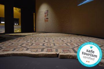 """El Museo Dámaso Navarro obtiene el sello de garantía """"Safe Tourism"""" como espacio seguro"""