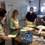 Seis empresas de Petrer ya han diversificado su producción para fabricar mascarillas