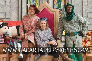 Petrer crea una web para que todos los niños y niñas de la localidad pueda enviar sus preguntas y cartas a los Reyes Magos
