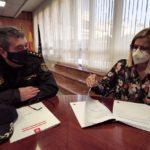 Petrer actualiza el protocolo con Policía Nacional para luchar contra la violencia de género