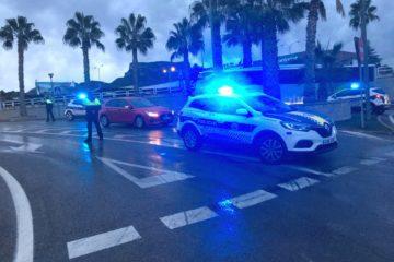 La Policia Local de Petrer alça 32 actes de sanció el cap de setmana per incompliments del  perimetratge i les mesures de seguretat