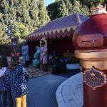 Los Pajes de los Reyes Magos llevan la ilusión a todos los colegios de Petrer
