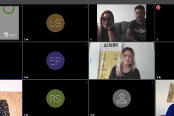 Arranca la edición de 2021 del coworking social El Teixidor con diez proyectos de emprendedores