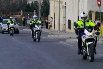 La Policía Local finaliza el tercer fin de semana de cierre perimetral levantando 10 actas de sanción