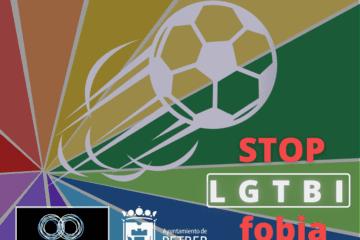 Adhesión de los Grupos Municipales en el Ayuntamiento de Petrer al Manifiesto sobre la LGTBIFOBIA en el Deporte del colectivo Ponts d'Igualtat.