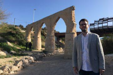 Finalizan las obras de consolidación del acueducto de San Rafael con una inversión de 43.200 €