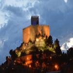 "Petrer se ""conecta con la naturaleza"" apagando las luces del castillo-fortaleza"
