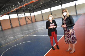 El pabellón cubierto de San Jerónimo acogerá la vacunación masiva en Petrer