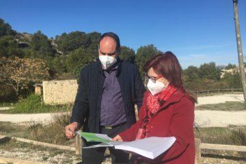 La consellería aprueba el Plan Local para prevenir incendios forestales en Petrer