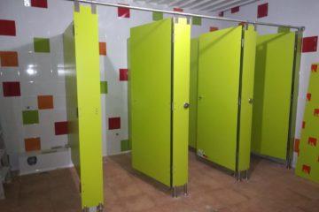 Petrer mejora los baños públicos del mercado La Frontera con una remodelación integral