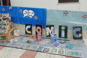 """Cerca de 2500 escolares participarán en el """"Salón del cómic"""" de Petrer"""