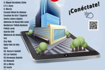 Siete municipios del Vinalopó organizan la primera feria virtual de información educativas de la Comunidad Valenciana