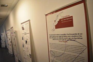 """L'Espai Blanc acull l'exposició """"Nosaltres, les escriptores. Valencianes en el temps"""""""