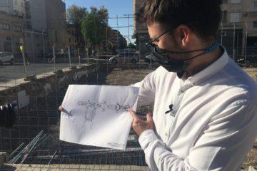 La empresa promotora de Consum prolongará el bulevar central de Felipe V y construirá una nueva rotonda con una inversión de 220.000 €