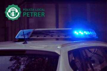 """La Policía Local califica de """"ejemplar"""" el comportamiento de Petrer el fin de semana de las no fiestas de Moros y Cristianos"""