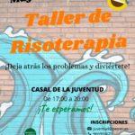 Juventud retoma la presencialidad de sus actividades con un taller de risoterapia