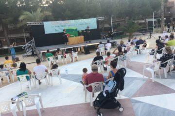 En el año de pandemia Cultura ha programado  más de 180 actividades y se ha destinado más de 200.000 € a grupos, colectivos y artistas locales