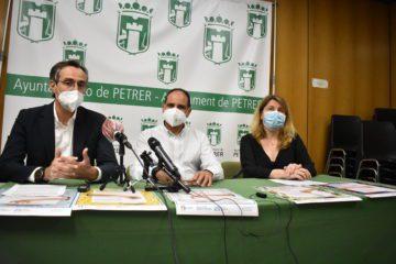 """Petrer pone en marcha conjuntamente con Aguas de Alicante la campaña """"Basta de diminutivos"""" para concienciar sobre los efectos del mal uso del váter"""