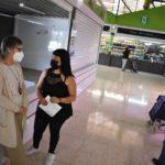 Consumo organiza charlas informativas en el Mercado La Frontera para entender la nueva factura de la luz