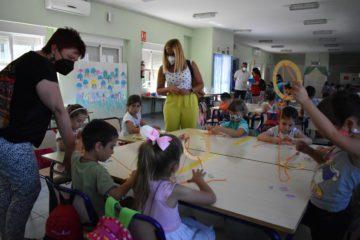 Arranca la Escuela de verano municipal con 570 de las 600 plazas cubiertas