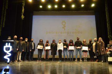 La sisena edició de Petreremprende serà l'edició amb més premis de la història