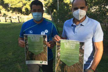 Petrer activa, un verano más, el voluntariado para la prevención de incendios forestales en su término municipal