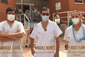 Llamamiento de los dos centros de salud de Petrer para seguir las recomendaciones sanitarias con el fin de evitar el aumento de los contagios