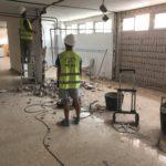 L'Ajuntament invertix a l'escola infantil Els Peixos 100.000 € per a dotar-la de nous espais i un menjador