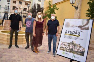 Petrer lanza ayudas de hasta 20.000 euros para la adquisición y rehabilitación de viviendas en el casco antiguo
