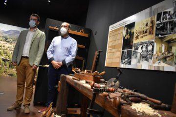 La segona exposició temporal del Museu Dámaso Navarro posa en valor la fusteria tradicional de Petrer