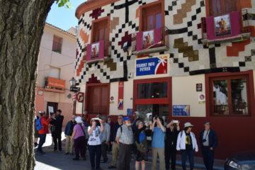 Petrer de nuevo lugar de visita de cruceristas que llegan a Alicante desde distintas partes del mundo