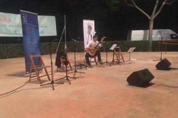 Más de 3.000 personas disfrutan de las actuaciones veraniegas de Cultura al Carrer en Petrer