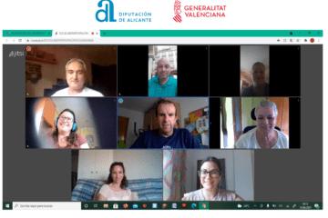 Participació Ciutadana rep una subvenció de la Diputació d'Alacant per a la realització de l'Escola de Participació en línia