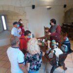 Más de 700 personas visitan los monumentos de Petrer durante las jornadas de patrimonio