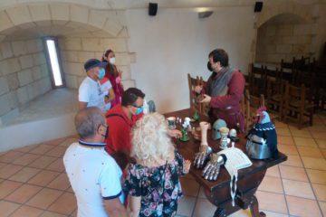 Més de 700 persones visiten els monuments de Petrer durant les jornades de patrimoni