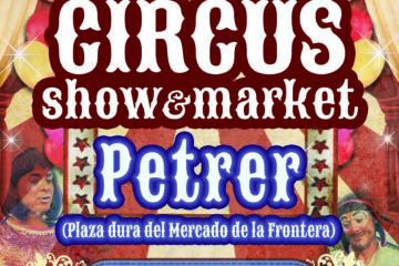 El Mercado Circo abre sus puertas este sábado a las 10.30 en la plaza del Mercado de La Frontera